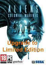 Aliens Colonial Marines Upgrade to Limited Edition