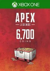 Apex Legends 6700 pieces Apex