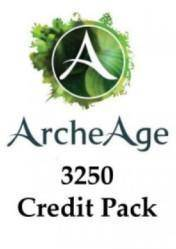 ArcheAge 3250 Credit Pack