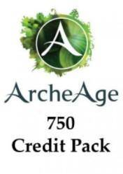ArcheAge 750 Credit Pack