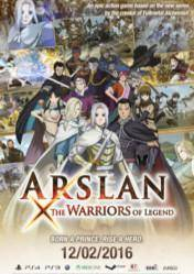 ARSLAN THE WARRIORS OF LEGEND