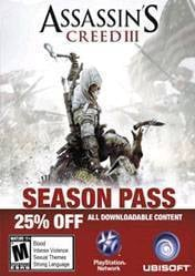 Assassins Creed III Season Pass