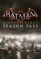 Batman Arkham Knight Season Pass