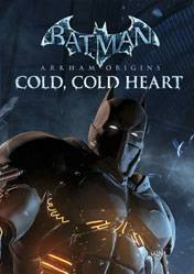Batman Arkham Origins Cold, Cold Heart DLC