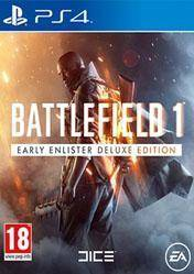 Battlefield 1 Early Enlister Deluxe Edition