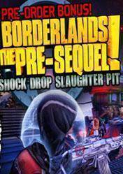 Borderlands The PreSequel Shock Drop Slaughter Pit DLC