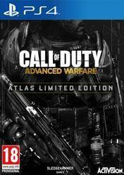 Call of Duty Advanced Warfare Atlas Limited Edition