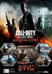 Call of Duty: Black Ops 2 Apocalypse DLC