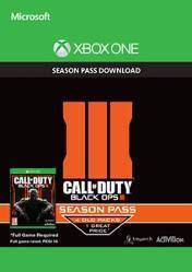 Buy Call Of Duty Black Ops 3 Season Pass Xbox One Compare Prices