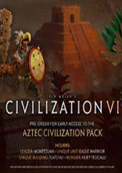 Civilization VI Aztec Civilization Pack DLC