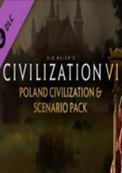 Civilization VI Poland Civilization and Scenario Pack
