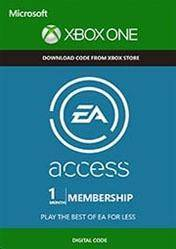 EA Access 1 Month Subscription Xbox One