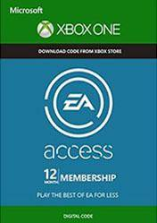 EA Access 12 Month Subscription Xbox One