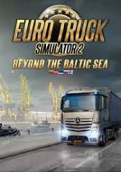 comprar euro truck simulator 2 beyond the baltic sea pc cd. Black Bedroom Furniture Sets. Home Design Ideas