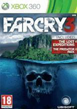 Far Cry 3 The Lost Expeditions Edition Xbox 360