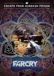 Far Cry 4 Escape from Durgesh Prison DLC