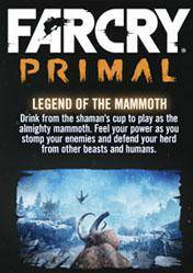Far Cry Primal Legend of the Mammoth DLC