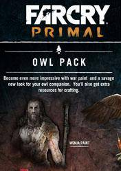 Far Cry Primal Owl Pack DLC