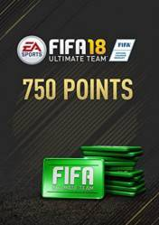 FIFA 18 Ultimate Team 750 FIFA Points