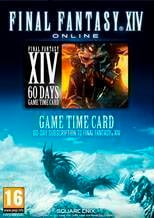 Final Fantasy XIV A Realm Reborn Gamecard 60 days