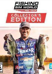 Fishing Sim World Pro Tour Collectors Edition