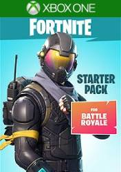 Buy Fortnite Battle Royale Starter Pack Xbox One Compare Prices