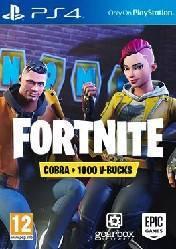 Fortnite Cobra Skin 1000 V Bucks Ps4 Kaufen Preisvergleich