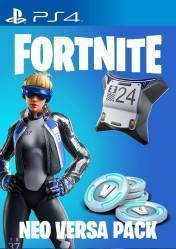 Fortnite Epic Neo Versa Bundle + 2000 V-Bucks