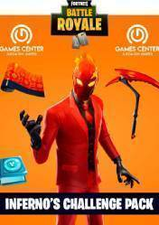 Buy FORTNITE INFERNOS CHALLENGE PACK Xbox One - compare prices