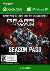 Gears of War 4 Season Pass