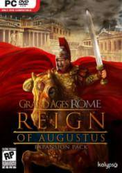 Grand Ages Rome Reign of Augustus DLC