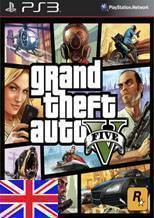 Grand Theft Auto V PS3 UK