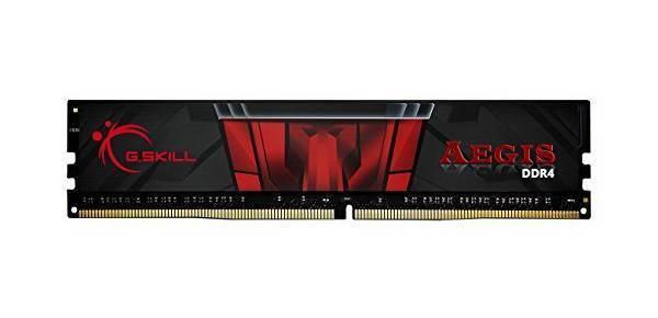 G.Skill Aegis DDR4 2133 PC4-17000 4GB CL15