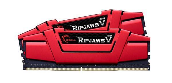 G.Skill Ripjaws V Red DDR4 2400 PC4-19200 16GB (2x8GB) CL15