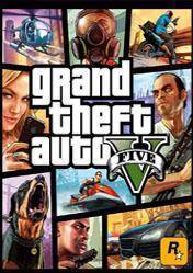 GTA 5 Grand Theft Auto V + Bonus