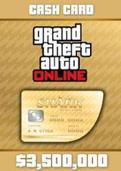 GTA Online The Whale Shark Cash Card 3.500.000$