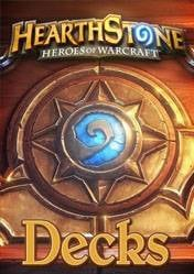 HearthStone Heroes of Warcraft 1 Deck Cards