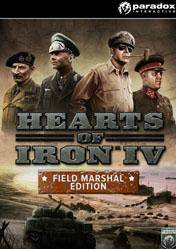 Hearts of Iron IV Field Marshal Edition