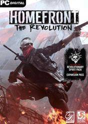Homefront The Revolution Freedom Fighter Bundle
