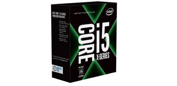 Intel Core i5 7640X 4.0Ghz