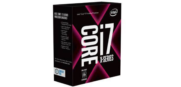 Intel Core i7 7740X 4.3Ghz
