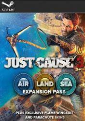 Just Cause 3 DLC Air, Land & Sea Expansion Pass