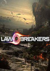 LawBreakers Alpha Access