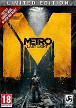 Metro Last Light Limited Edition