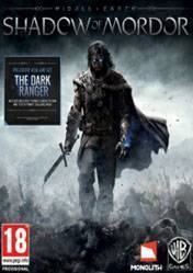 Middle earth Shadow of Mordor Day One Edition