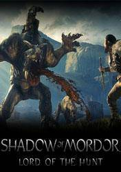 Middle earth Shadow of Mordor Lord of the Hunt