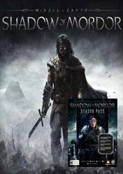 Middle earth Shadow of Mordor Premium Edition