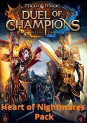 Might & Magic Duel of Champions Heart of Nightmares