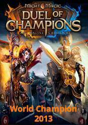 Might & Magic Duel of Champions World Champion 2013