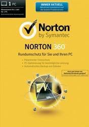 Norton 360 1 Year